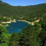 Tsivlou lake